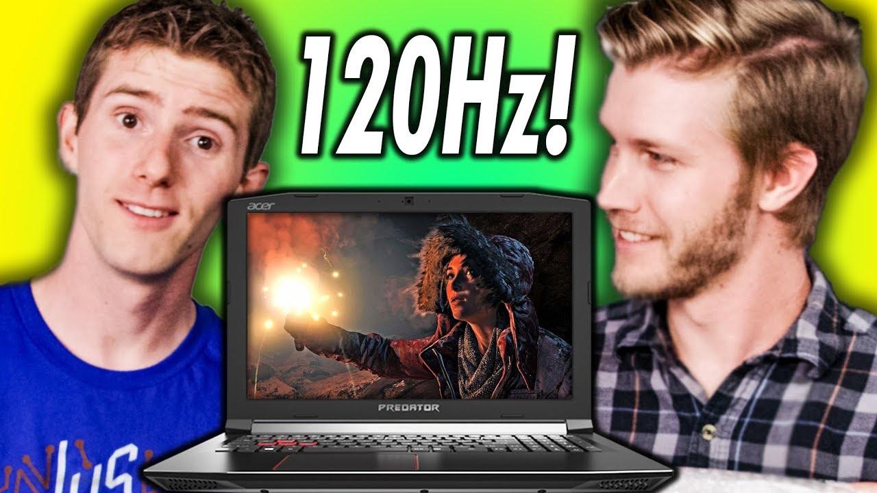 Gaming Laptop Screen Upgrade! - LTT Official - Linus Tech Tips