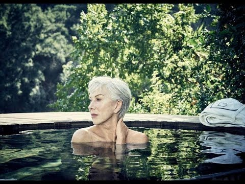 Helen Mirren, 72, Poses Topless For Charity Campaign