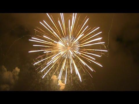 2014 栂池高原雪の祭典&ウルトラ栂池感謝祭 花火ダイジェスト