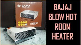 Best heater buy for winter# Bajaj Blow hot#