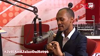 Morris Mbetsa : Inventor of 1st African Passenger Drone Part 1