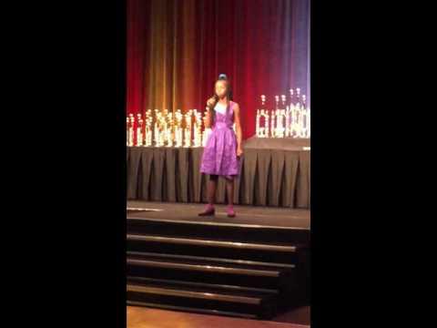 Hallelujah (Alexandra Burke ) cover by Megan-Alexa Sikubwabo