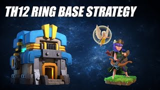 Ring Base Attack Strategy ⭐️ TH12 ⭐️ GoBoWalk ⭐️ BoWitchValWalk⭐️ Clash of Clans