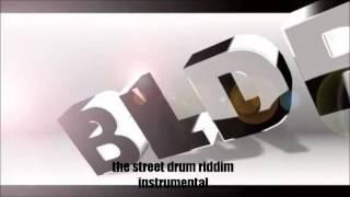 reggae riddim the street drum riddim instrumental