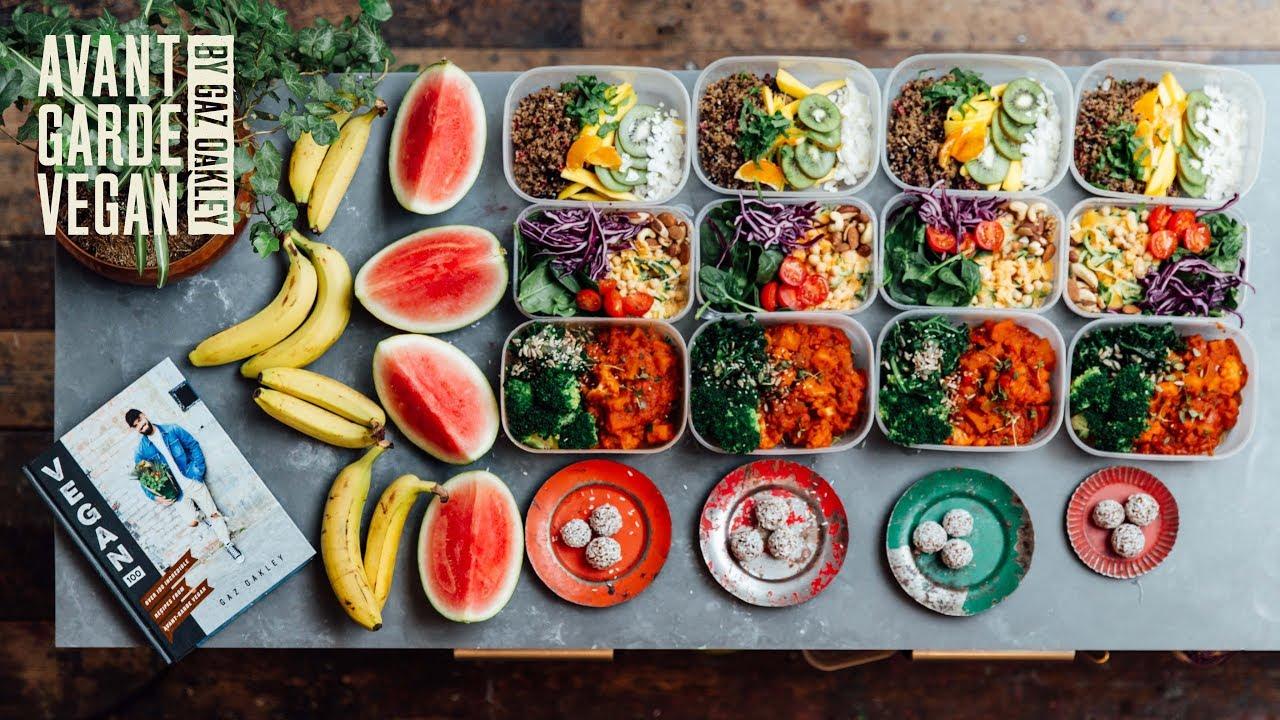 HUGE MEAL PREP!! 16 HEALTHY MEALS!