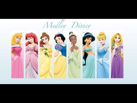 Vidéo Medley chant Disney
