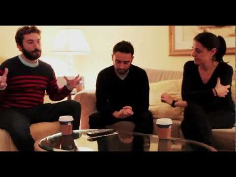 J.A. Bayona & Sergio Sanchez Interview, 'The Impossible'