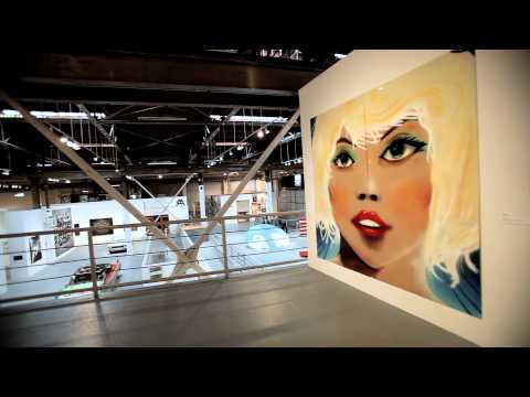Art in the Streets - Lee Quinones [MOCA]