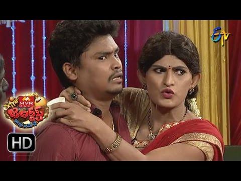 Avinash Karthik Performance | Extra Jabardsth | 21st April  2017 | ETV Telugu