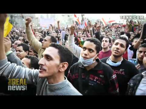 Egyptian Protests Rage On