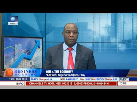 Business Morning: Focus On Nigeria's Economy