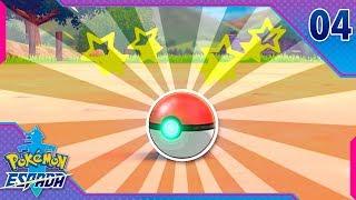 Pokémon Espada Ep.4 - LA MEJOR CAPTURA DE LA SERIE