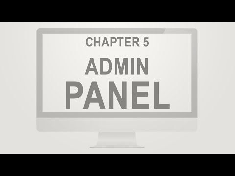 Nash OS for Beginners 2016 Tutorial Series | Chapter 5: Admin Panel