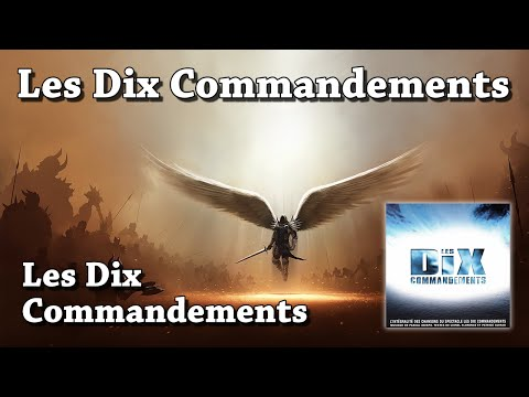 Les Dix Commandements - Les Dix Commandements (HQ)