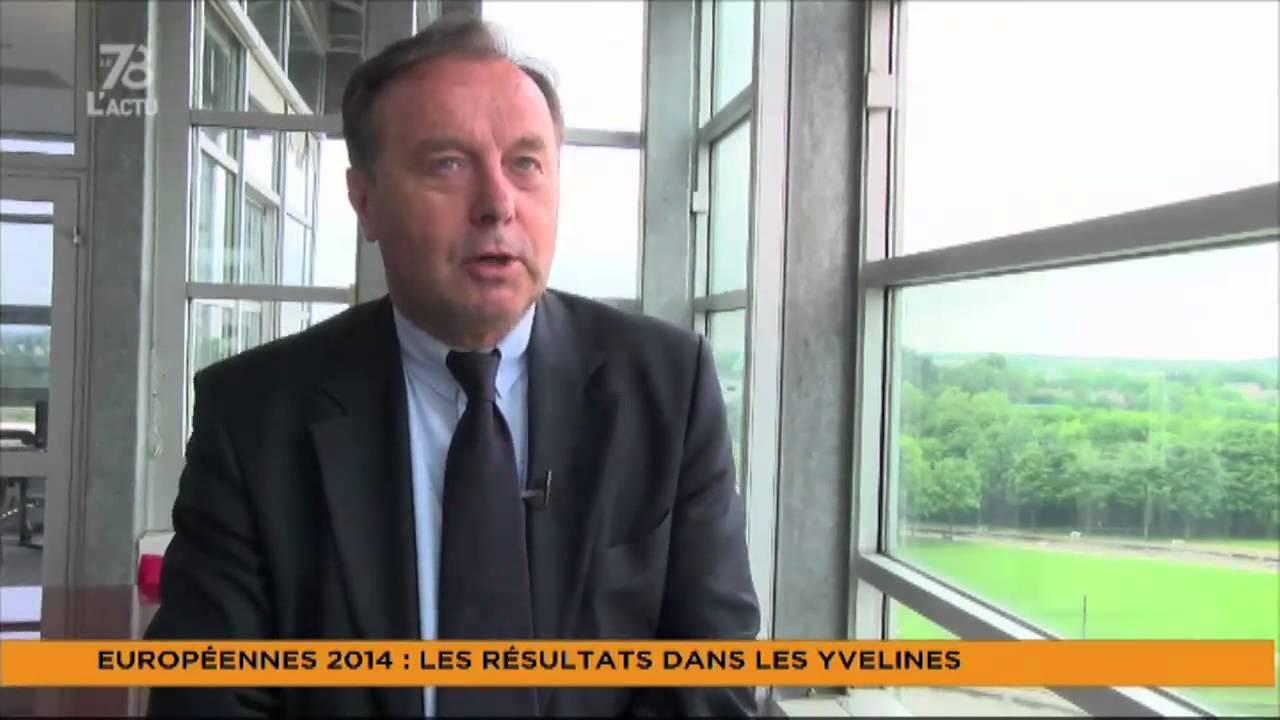 """Le 7/8 L'Actu – Edition spéciale """"Résultats des Européennes"""" du lundi 26 mai 2014"""