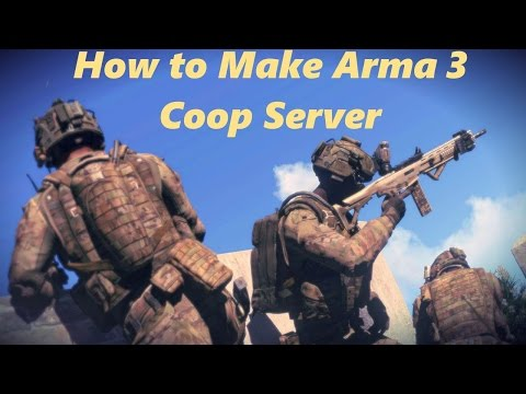 Arma 3: How To Make A Coop Private Match
