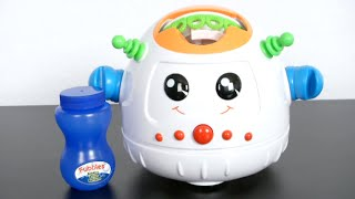 Bump n Bubbles Robot from Little Kids, Inc.