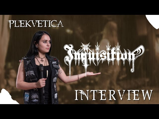 [ Interview ] Inquisition ( 2018 ) | Black Metal