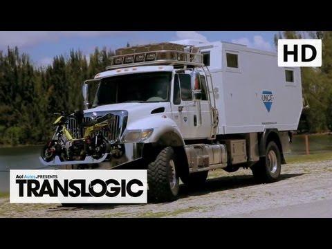 Unicat Terracross Expedition Vehicle   TRANSLOGIC