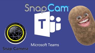 Using SNAPCAM filters with Microsoft TEAMS  | SO much fun! screenshot 2