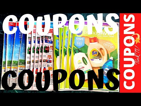 💥 COUPON INSERTS| APRIL P&G😍 Smart Source| RetailMeNot😍 See What Coupons I Got. 3\29 COUPONS😍