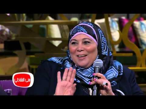 معكم مني الشاذلي  القصة الحقيقية لبيع الفنانة زينات صدقي لعفش بيتها