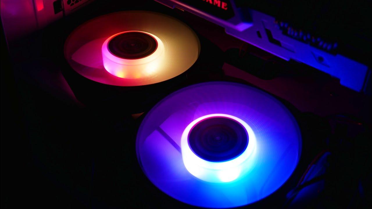 Как сделать СВОЙ режим RGB подсветки в игровой ПК? DIY