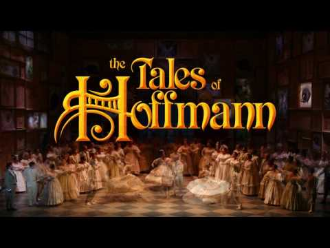 Tales of Hoffmann at LA Opera