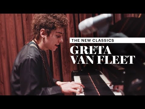 Greta Van Fleet Are Determined to Make Rock Relevant Again
