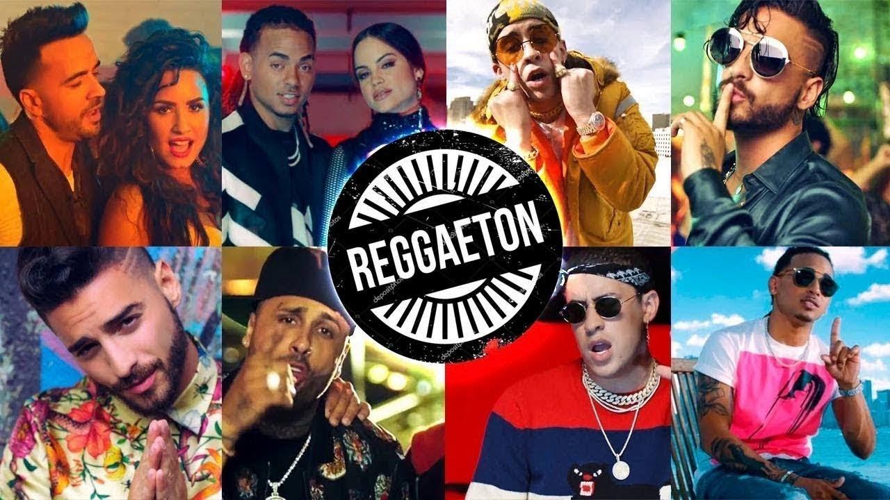 Reggaeton Mix 2019 Lo Mas Escuchado Reggaeton 2019 Musica 2019 Lo Mas Nuevo Reggaeton En Vivo Youtube