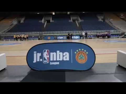 Jr. NBA Panathinaikos League - Semi Finals