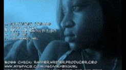 THE BEST FEMALE HIPHOP ARTIST 2009 SHATTERED DREAMS BY ASIA BOSS CHICK