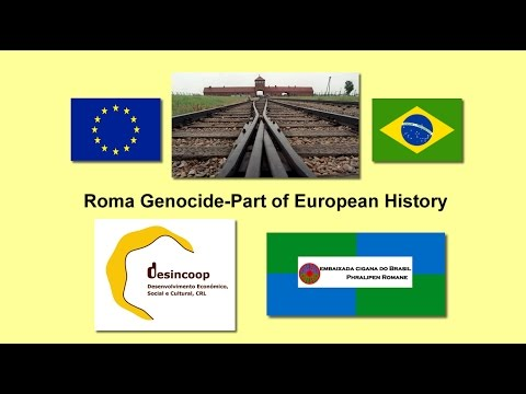Holocust Roma Genocide