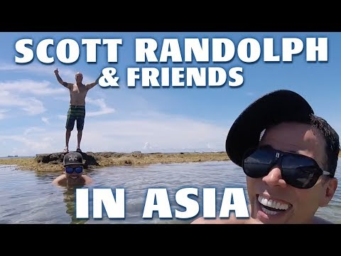 Scott Randolph and Friends go to Asia