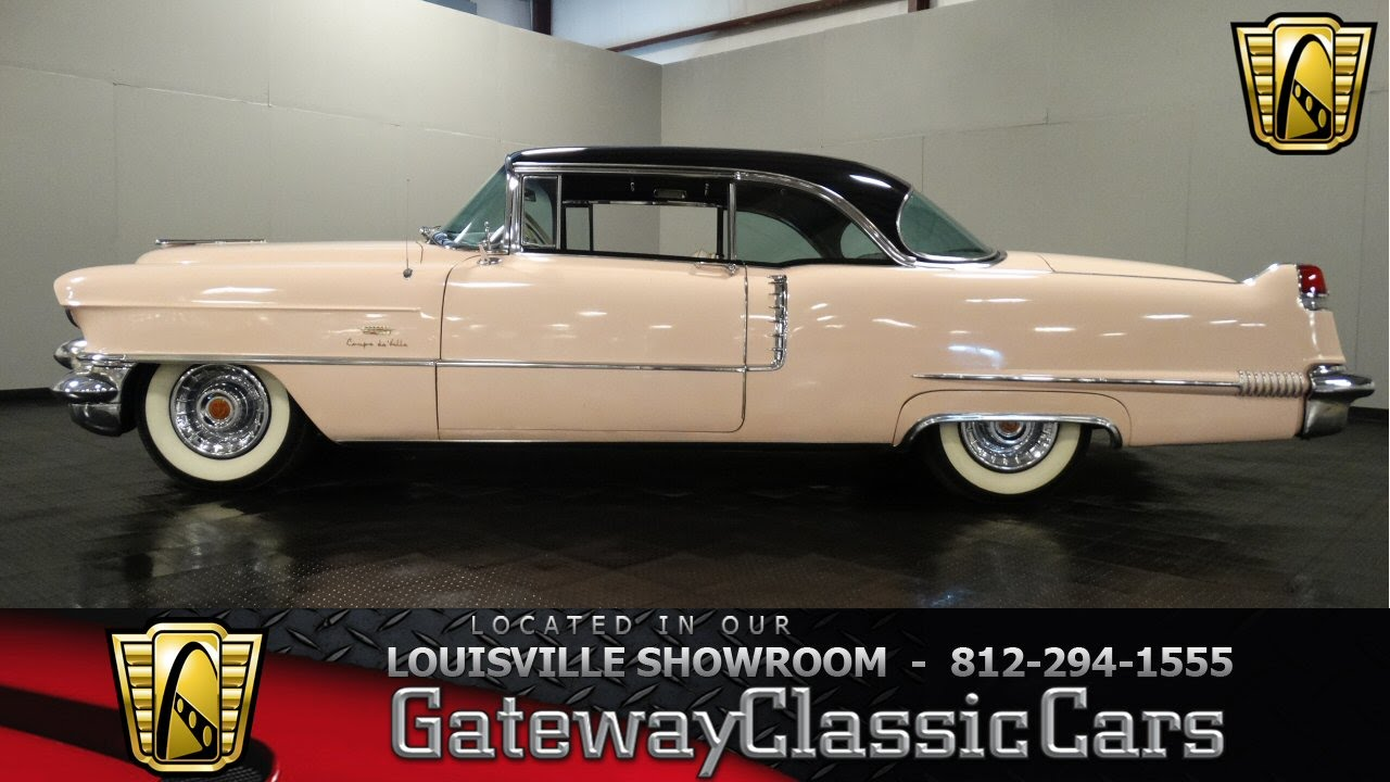 1956 cadillac deville for sale on classiccars com 9 - 1956 Cadillac Coupe Deville Louisville Showroom Stock 996 Youtube