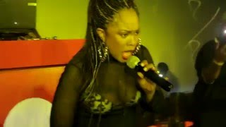 Sunshine Anderson - Heard It All Before (Live) @Lavish Lounge Oxford, NC