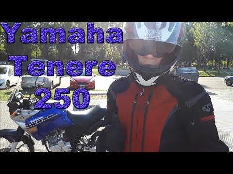 Review Yamaha Tenere 250