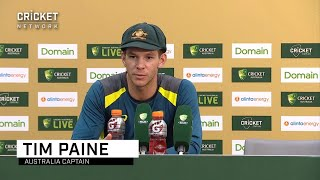 Paine lauds 'awesome' bowlers after thumping win in Perth heat