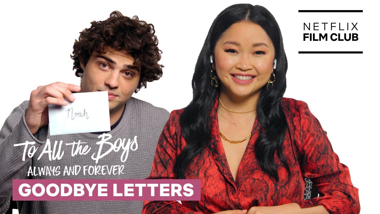 Download Lana Condor & Noah Centineo Say Goodbye to Each Other | To All The Boys: Always And Forever