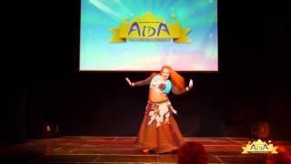 Фото Дарья Ханова  Третий международный фестиваль восточного танца Айда