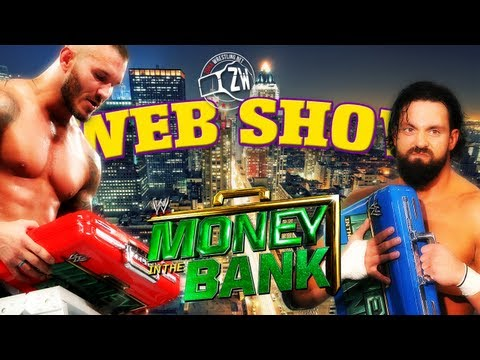 Zona Wrestling Web Show (Money In The Bank 2013) - Ep. 6