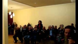 Gonnostramatza - Visita del Prefetto di Oristano(3di3)