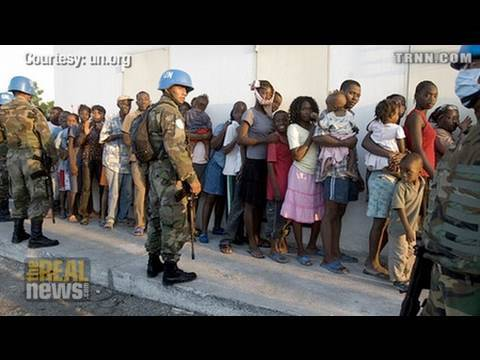 Haitians will defend their sovereignty Pt.4