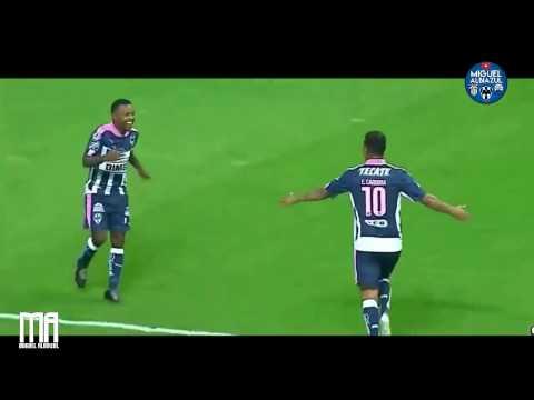 Mejores goles de Edwin Cardona    Rayados de Monterrey   