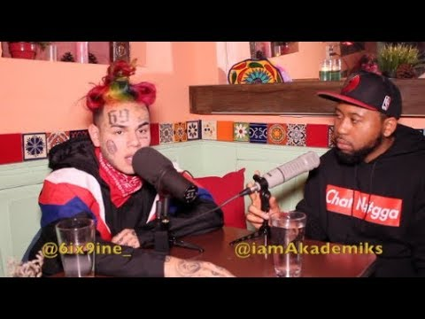 Tekashi69 Addresses his Sexual Misconduct Charges from 2014. He Reveals All.