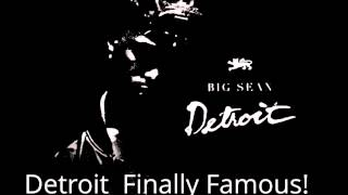 Big Sean - 24K Of Gold Ft. J.Cole (Detroit) Lyrics