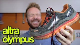 ALTRA OLYMPUS REVIEW | The Ginger Runner
