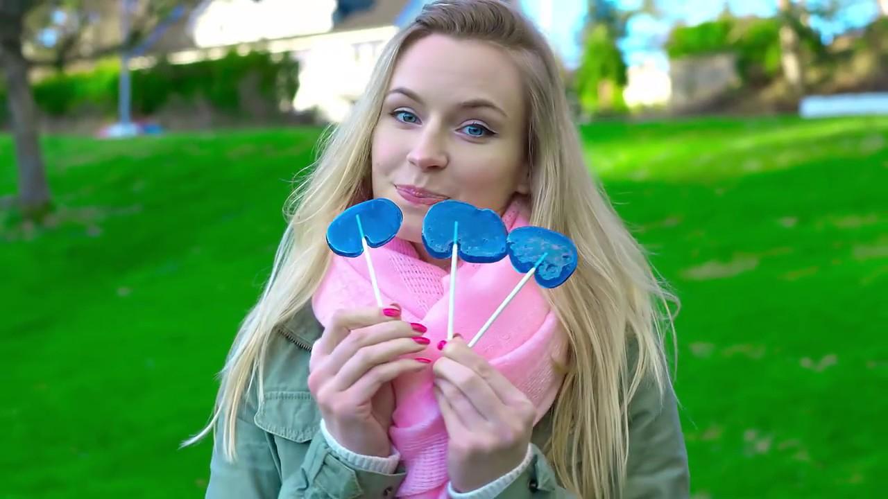 sarabeautycorner diy giant lollipop how to make the