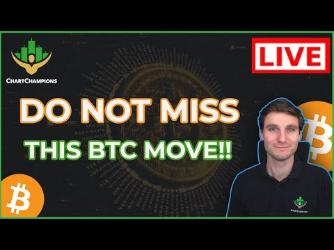 SPECIAL BTC LIVE STREAM FOR 1500 LIKES 👍👍👍 Bitcoin Technical Analysis