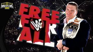 The WWF Free For All Shows of 1996